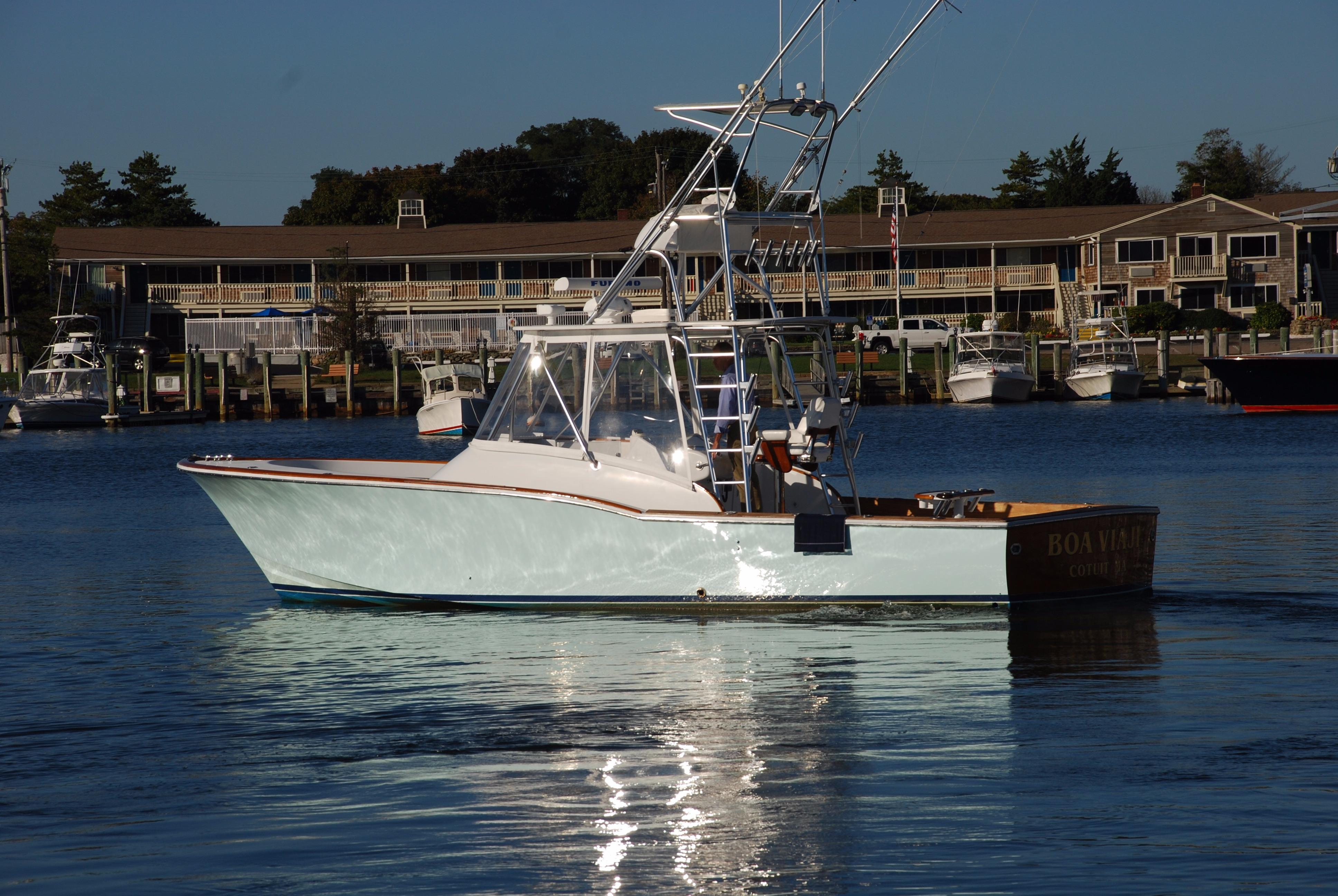 L&HSportfisherman Walkaround