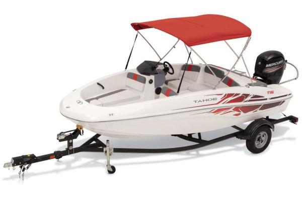 2021 Tahoe boat for sale, model of the boat is T16 & Image # 2 of 20