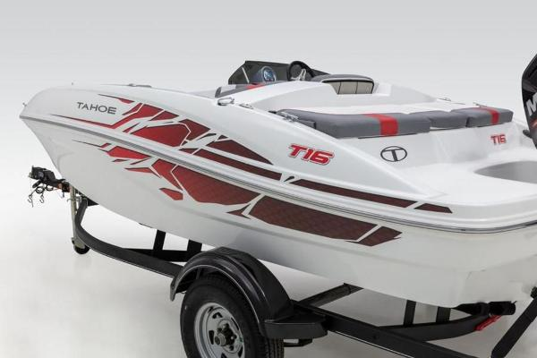 2021 Tahoe boat for sale, model of the boat is T16 & Image # 5 of 20