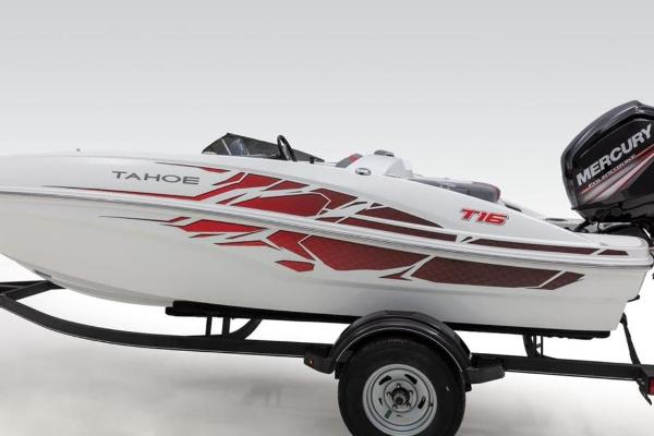 2021 Tahoe boat for sale, model of the boat is T16 & Image # 6 of 20