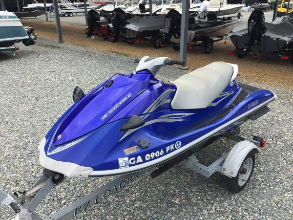 2007 YAMAHA VX DELUXE for sale