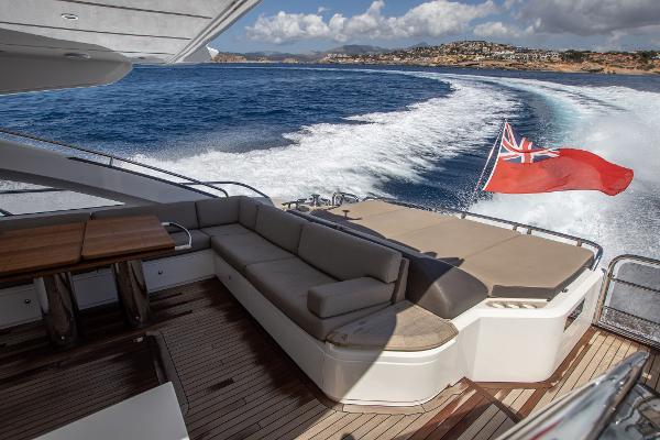 Princess Motor Yacht Sales - Used Princess V72
