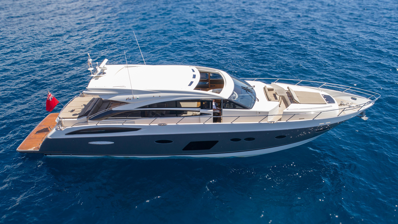 Used Princess V72 For Sale | Princess Motor Yacht Sales
