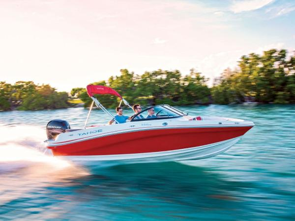 2021 Tahoe boat for sale, model of the boat is 550 TS & Image # 1 of 1