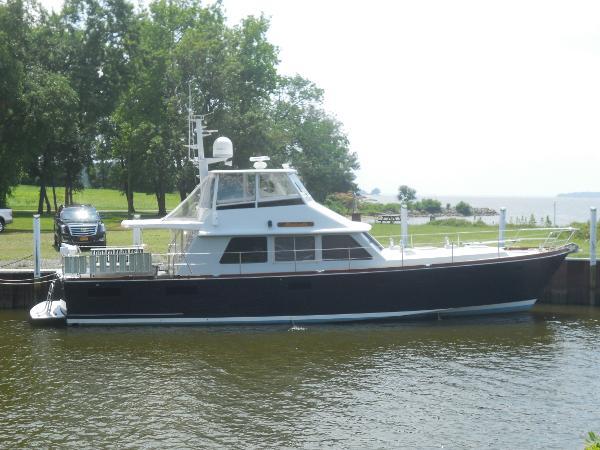 1994 62' Lyman-Morse 62 Motoryacht