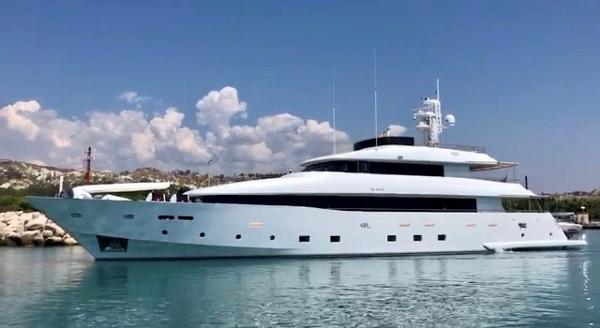 2012 138' Custom Avangard Luxury Motor Yacht