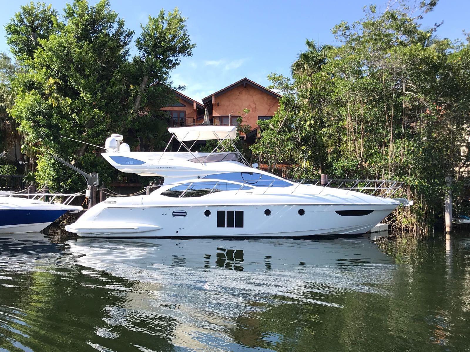 Persistence Azimut 48 Yachts for Sale
