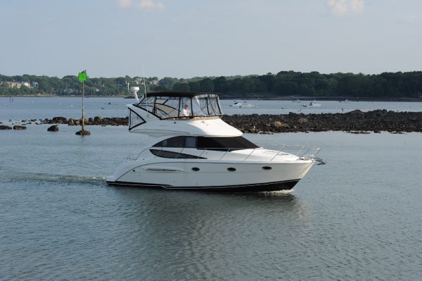 34' Meridian 341 Extended Warranty to 2013