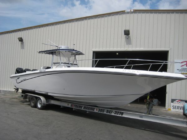 2006 Fountain 38 TE Location: Dade County US. $139000.00