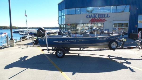 2011 LUND FURY 1600 for sale