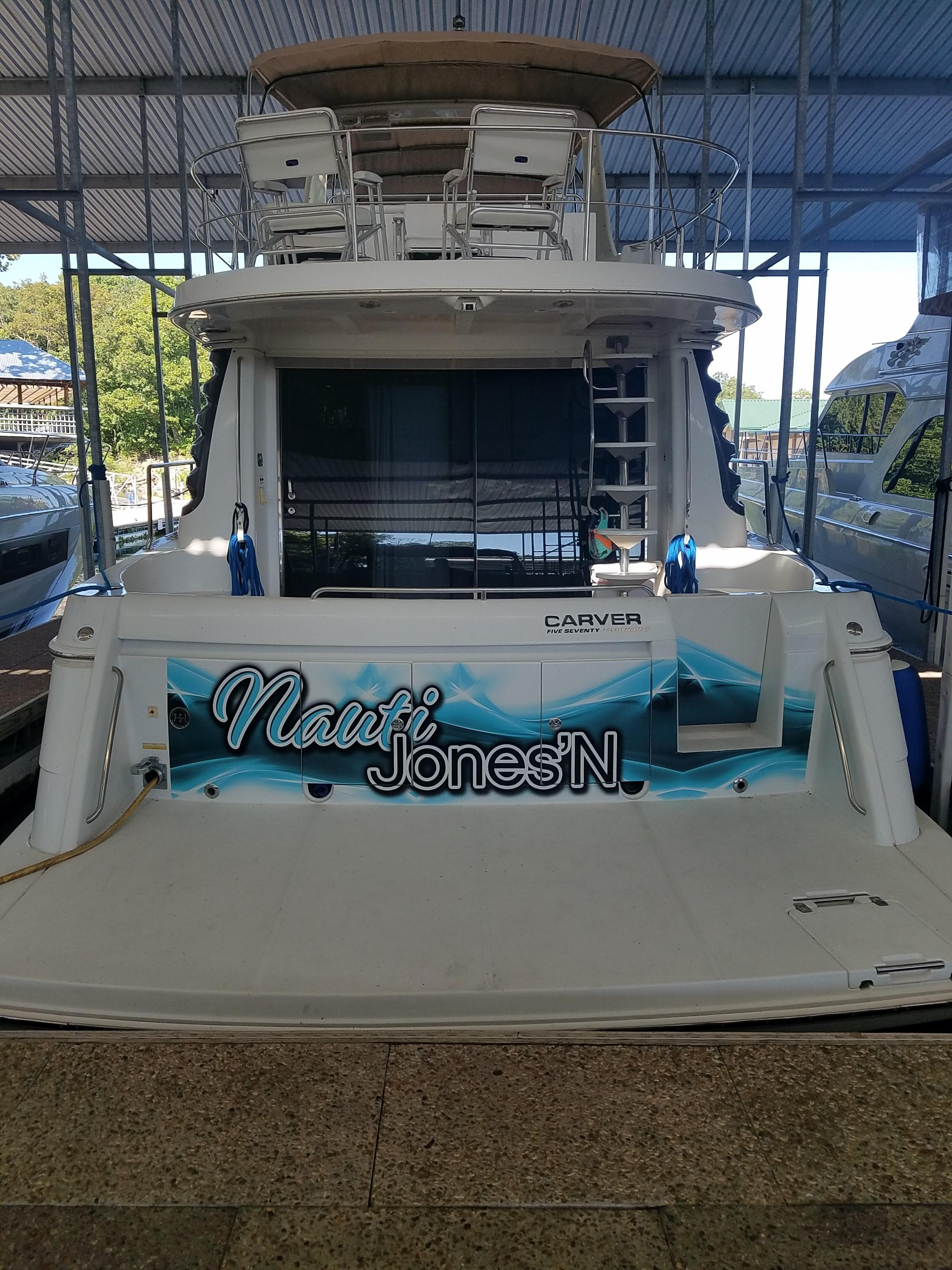 59.17 ft Carver 570 Voyager Pilothouse