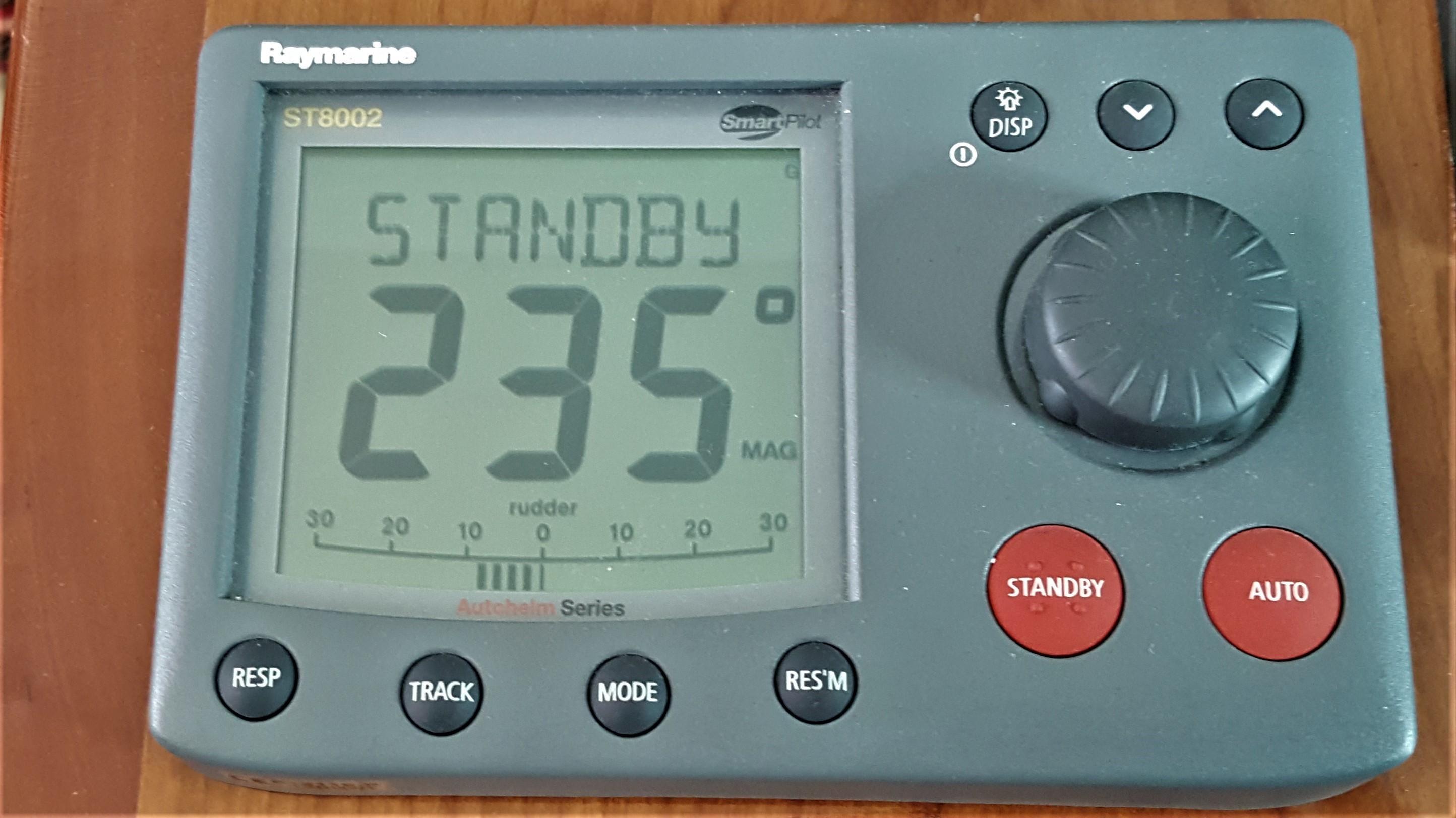 Raymarine ST8002 Autopilot