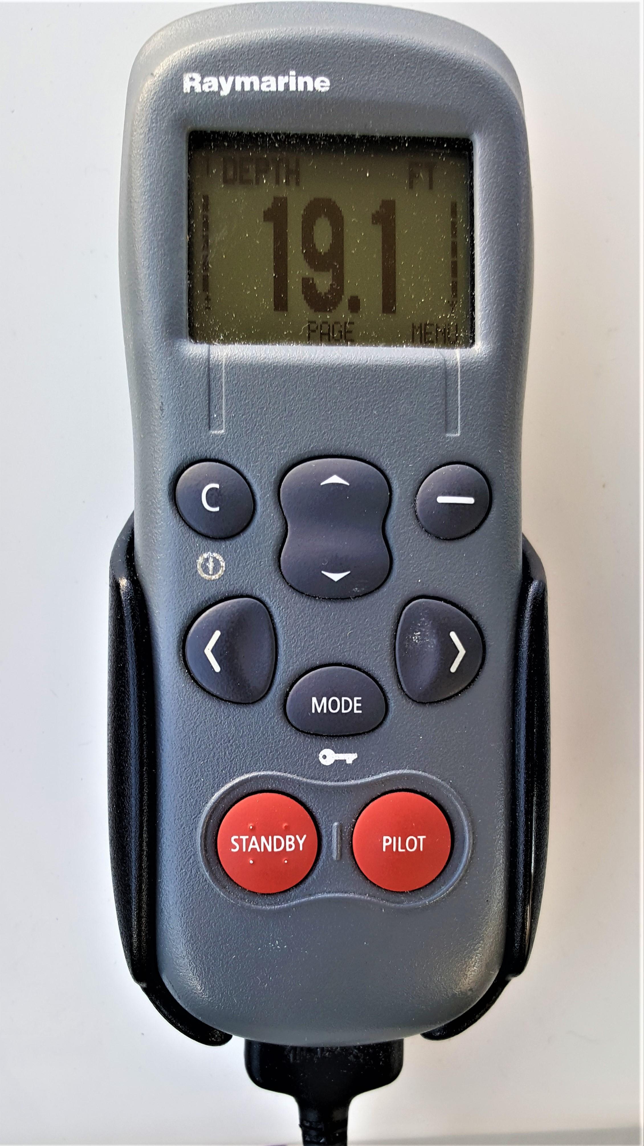 Raymarine Handheld Autopilot Remote