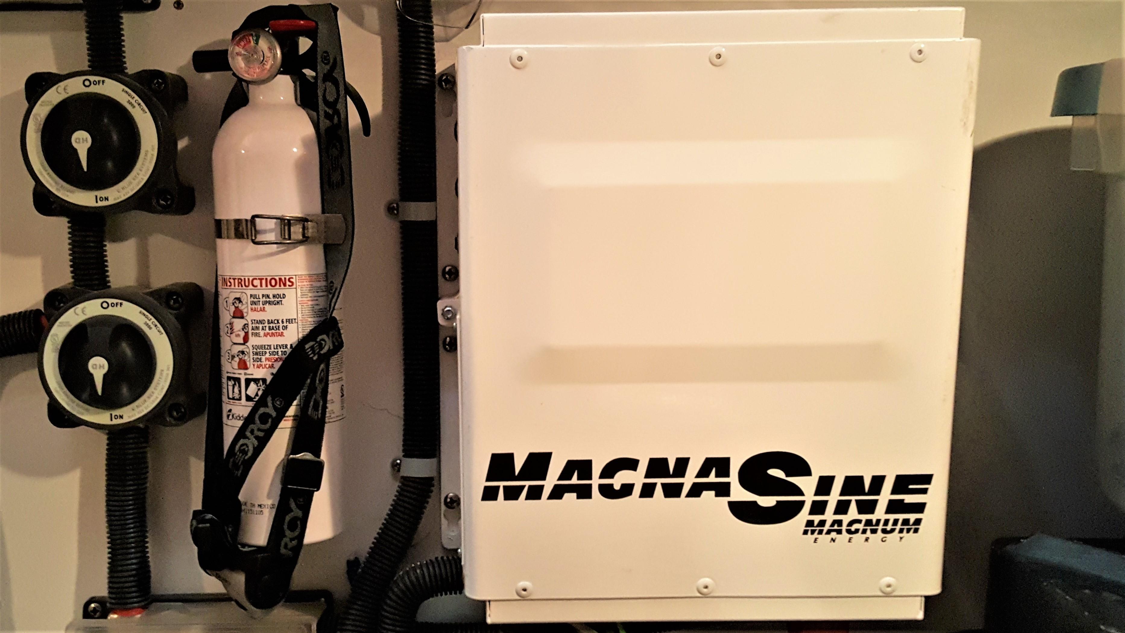 Magnasine Inverter