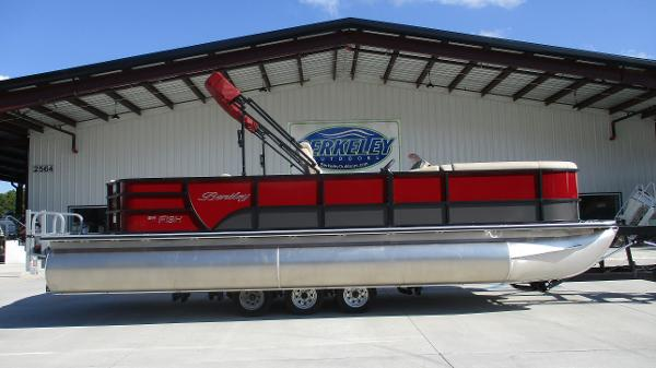 2021 Bentley boat for sale, model of the boat is 243 Fish-N-Cruise & Image # 3 of 59