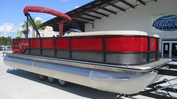 2021 Bentley boat for sale, model of the boat is 243 Fish-N-Cruise & Image # 1 of 59