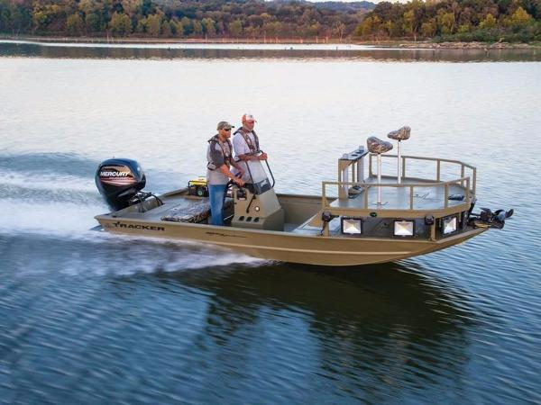 2018 TRACKER BOATS GRIZZLY® 1860 MVX CC SPORTSMAN for sale