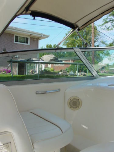 Forward Cockpit Seating