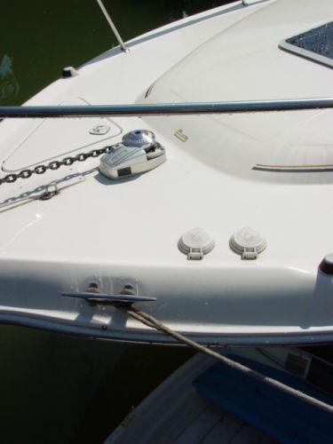 Windlass W/Forward Controls