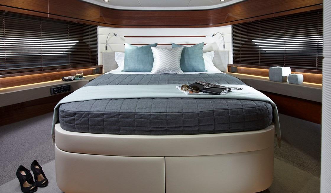 Manufacturer Provided Image: Princess 68 Forward Cabin