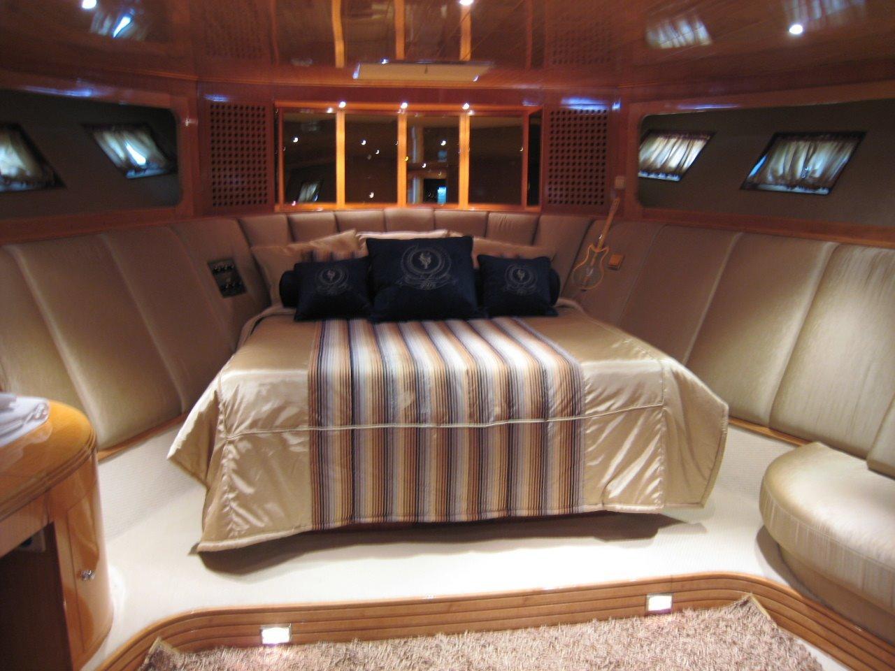 Halvorsen 80 Master Cabin