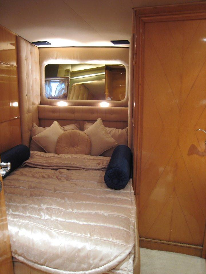 Halvorsen 80 Guest Cabin