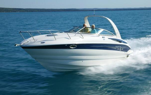 Crownline 270 CR Cruisers. Listing Number: M-3305262 27' Crownline 270 CR