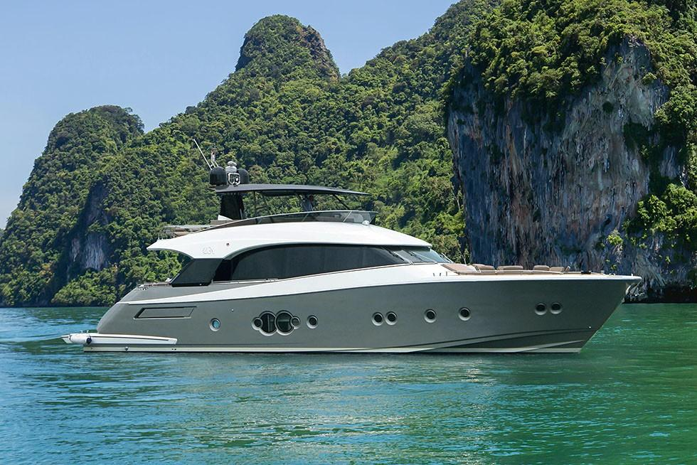 2015 70 ft Yacht For Sale | Allied Marine