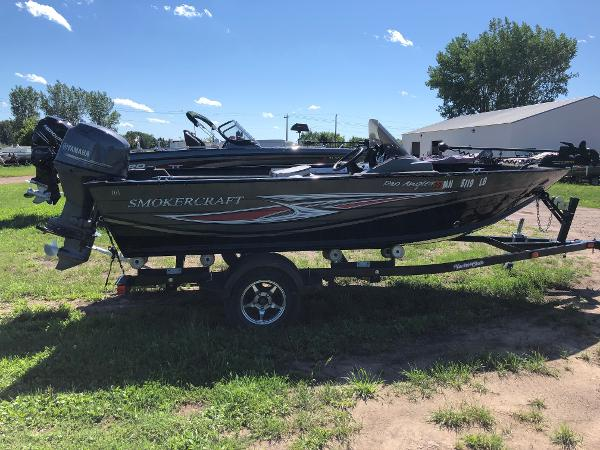 2013 SMOKER CRAFT PRO ANGLER 161 for sale