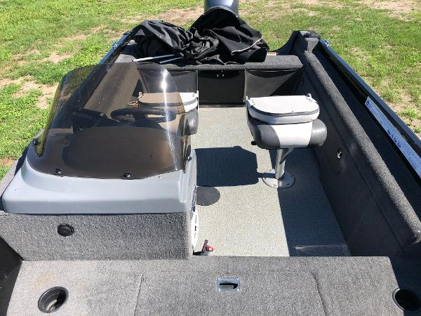 2013 Smoker Craft boat for sale, model of the boat is Pro Angler 161 & Image # 11 of 12