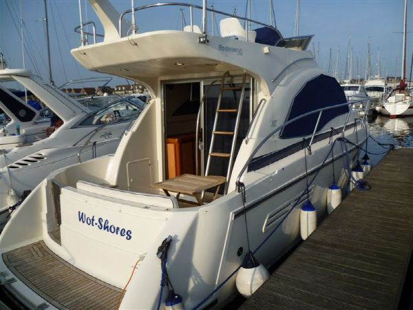Rodman 30 Flybridge Boat For Sale