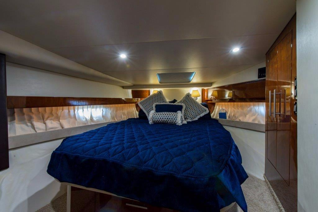Master Stateroom (Forward)