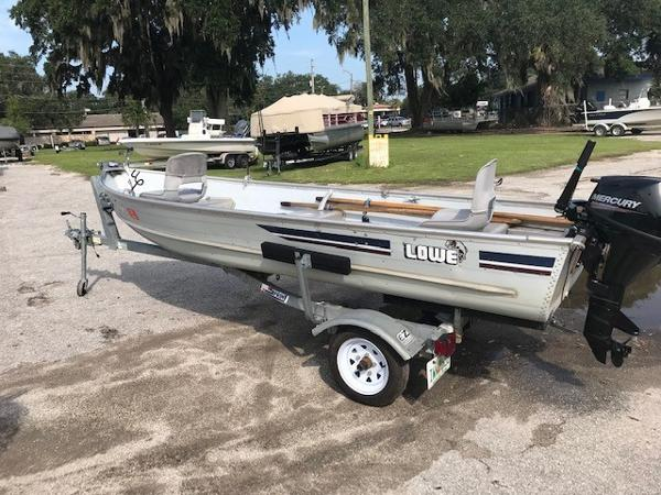 For Sale: 1986 Lowe 14 Sport V 14ft<br/>Nobles  Marine