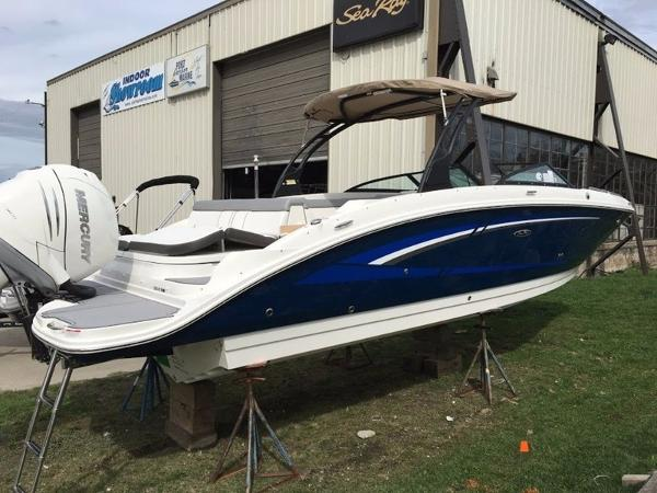 2017 SEA RAY SDX 270 OB for sale