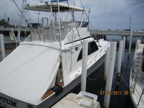 Starboard Aft Quarter View
