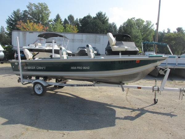 1999 Smoker Craft boat for sale, model of the boat is 168 Pro Mag & Image # 2 of 16