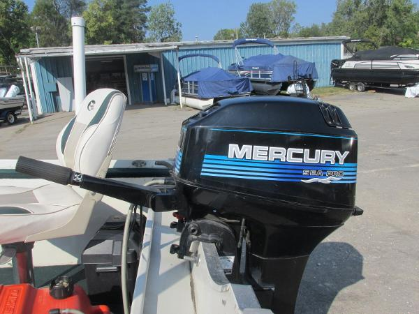 1999 Smoker Craft boat for sale, model of the boat is 168 Pro Mag & Image # 3 of 16