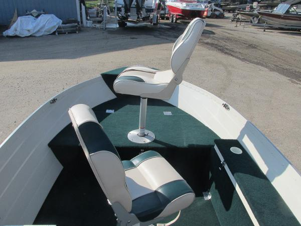 1999 Smoker Craft boat for sale, model of the boat is 168 Pro Mag & Image # 5 of 16