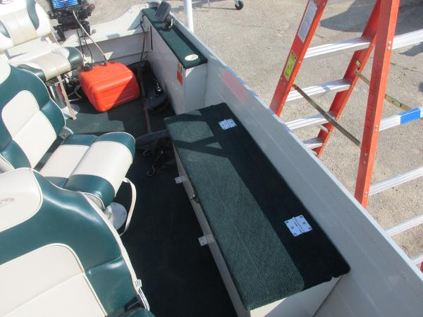 1999 Smoker Craft boat for sale, model of the boat is 168 Pro Mag & Image # 7 of 16