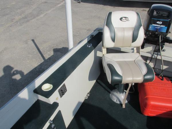 1999 Smoker Craft boat for sale, model of the boat is 168 Pro Mag & Image # 9 of 16