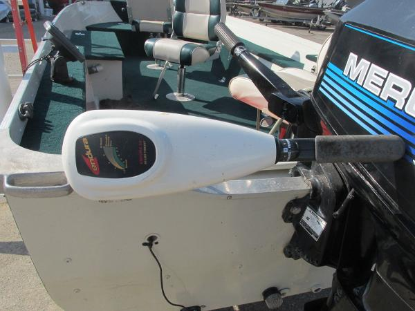 1999 Smoker Craft boat for sale, model of the boat is 168 Pro Mag & Image # 11 of 16