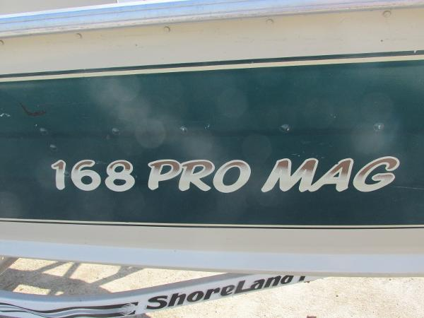 1999 Smoker Craft boat for sale, model of the boat is 168 Pro Mag & Image # 16 of 16