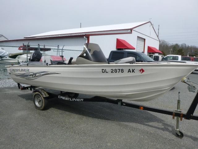 2008 CRESTLINER 167 SC for sale
