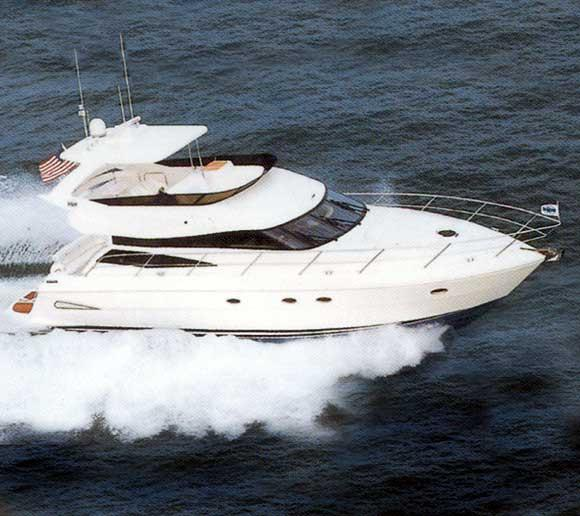 58 ft Neptunus 56 Flybridge