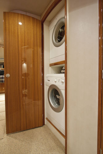 Companionway Laundry Center