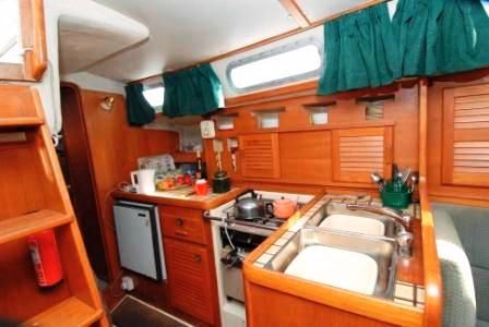 Westerly Seahawk 35 MkII for sale