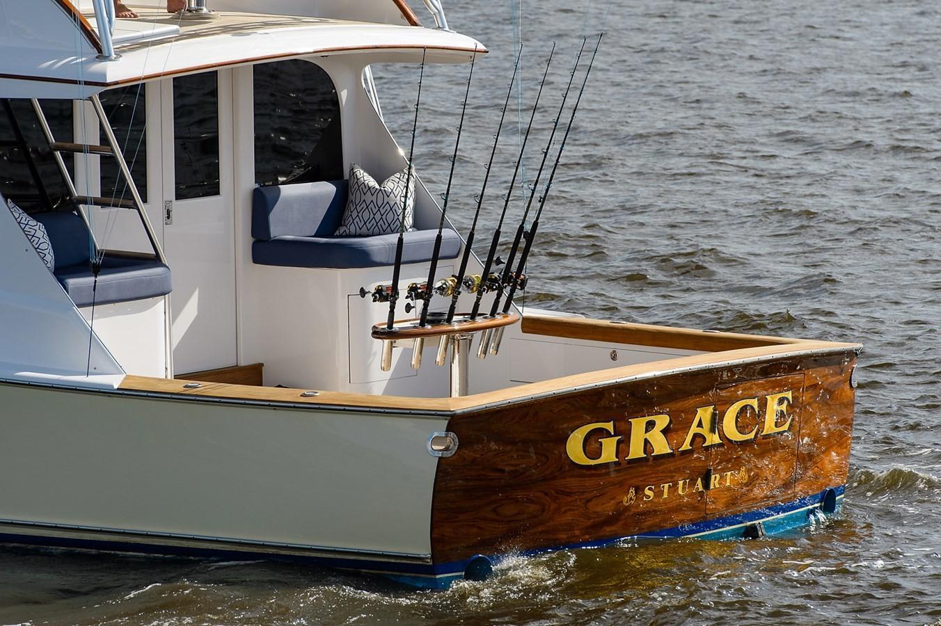 1987 Garlington 48 Sport Fisherman