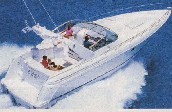 41' Formula PC Express Cruiser