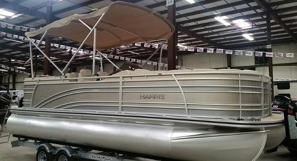 2016 HARRIS SOLSTICE 220 for sale