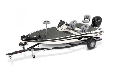 2020 Nitro boat for sale, model of the boat is Z18 W/150L PXS4 & Image # 1 of 39